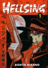 Hellsing: CrossFire manga