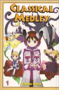 Classical Medley manga