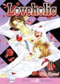 Loveholic manga