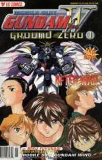 Shin Kidou Senki Gundam W: Ground Zero manga