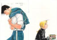 Fullmetal Alchemist dj - Vice Versa manga