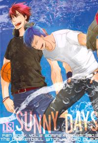 Kuroko no Basuke dj - Sunny Days