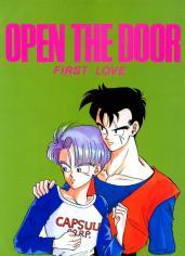 Dragon Ball Z dj - Open the Door - First Love manga