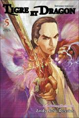 Crouching Tiger Hidden Dragon manga