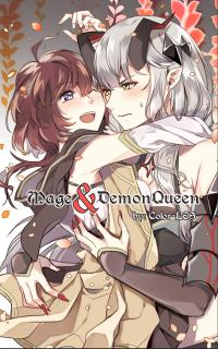 Mage & Demon Queen manga