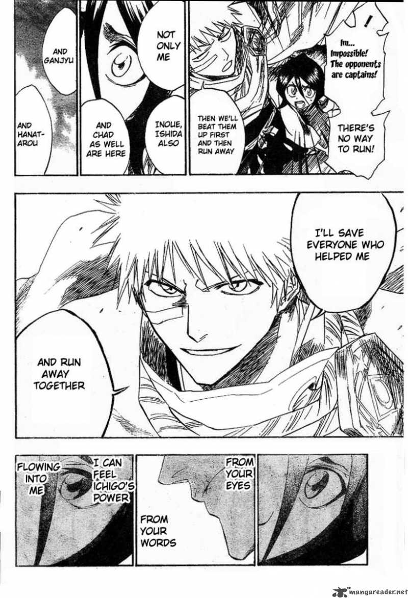 Bleach 152 The Speed Phantom