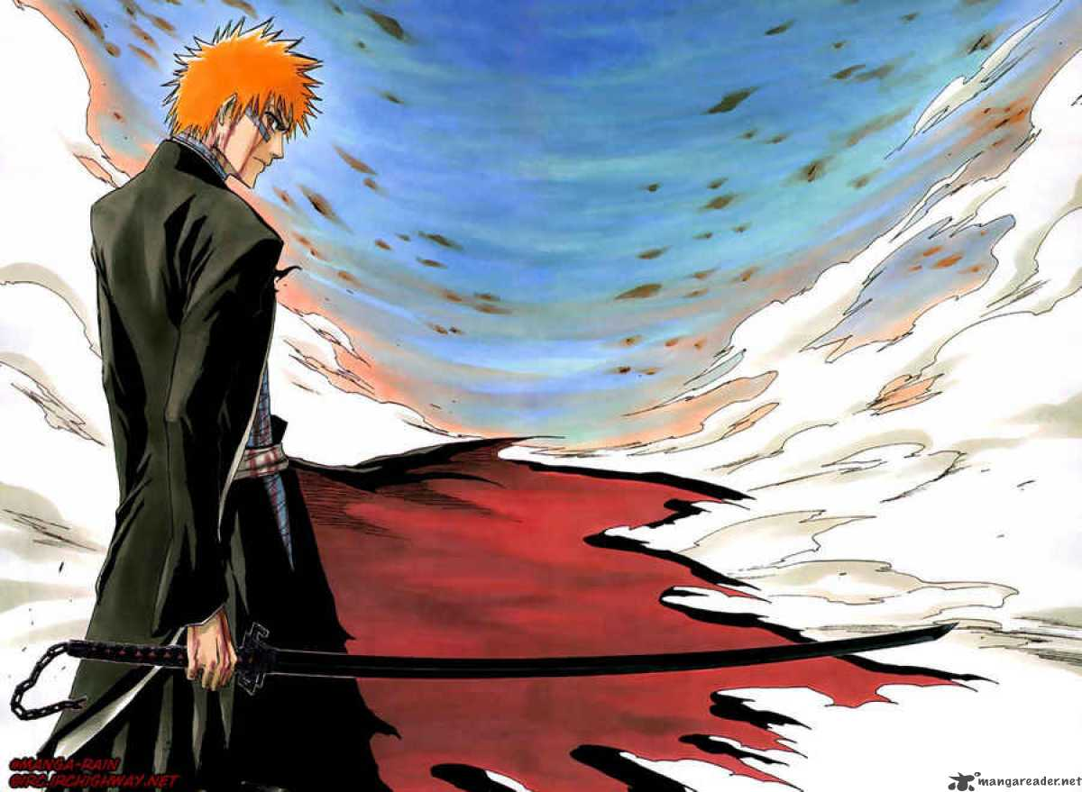 Bleach 162 Black Moon Rising