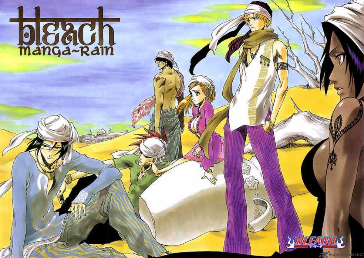 Bleach - Chapter 182