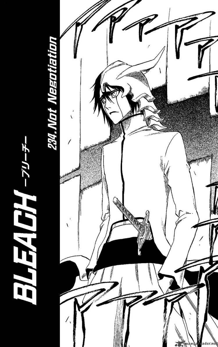 Bleach - Chapter 242