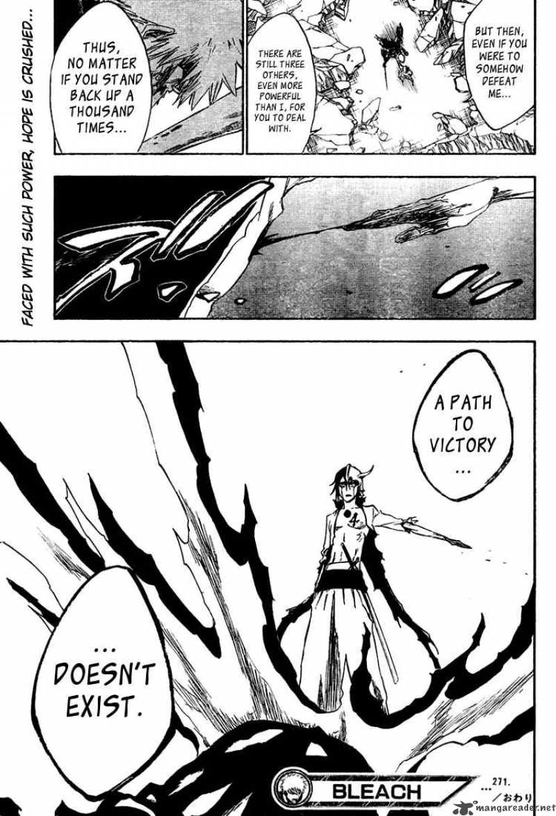 Bleach - Chapter 280