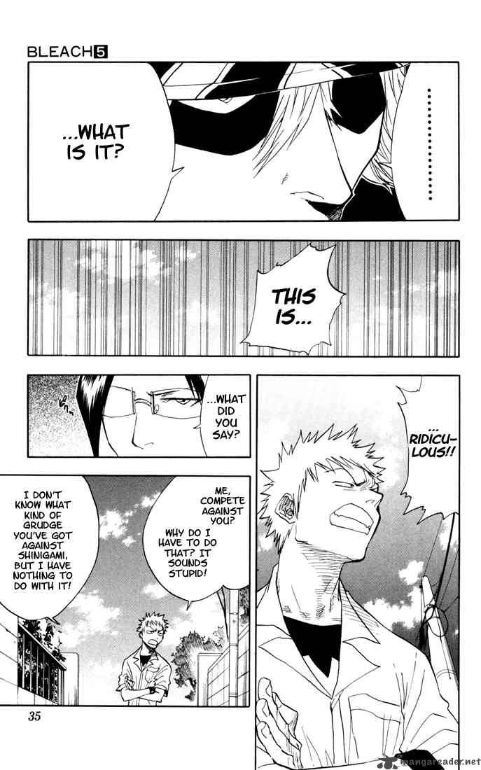 Bleach - Chapter 38