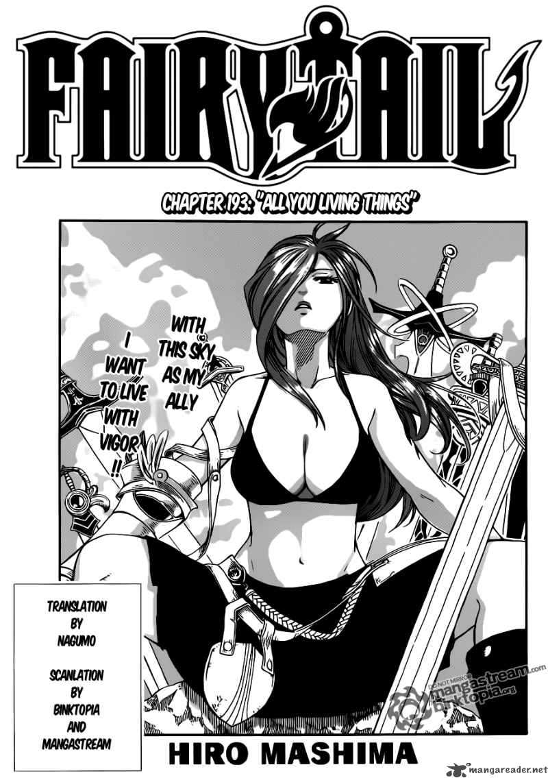 Fairy Tail 193