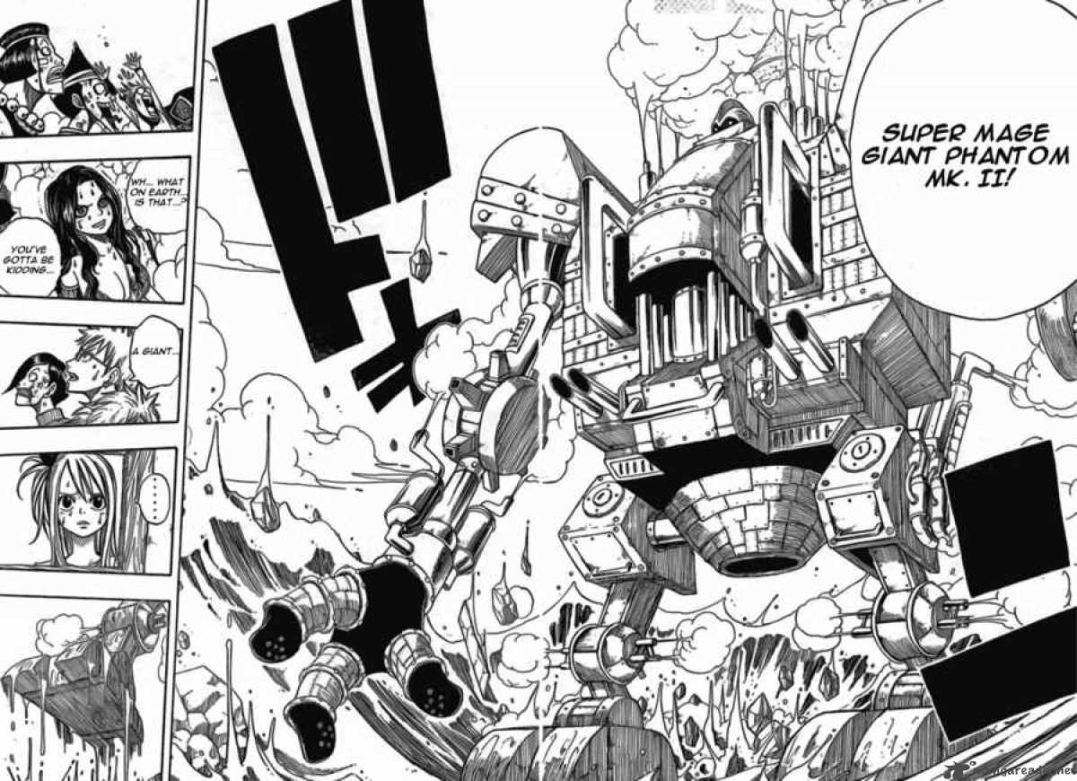 Fairy Tail - Chapter 54