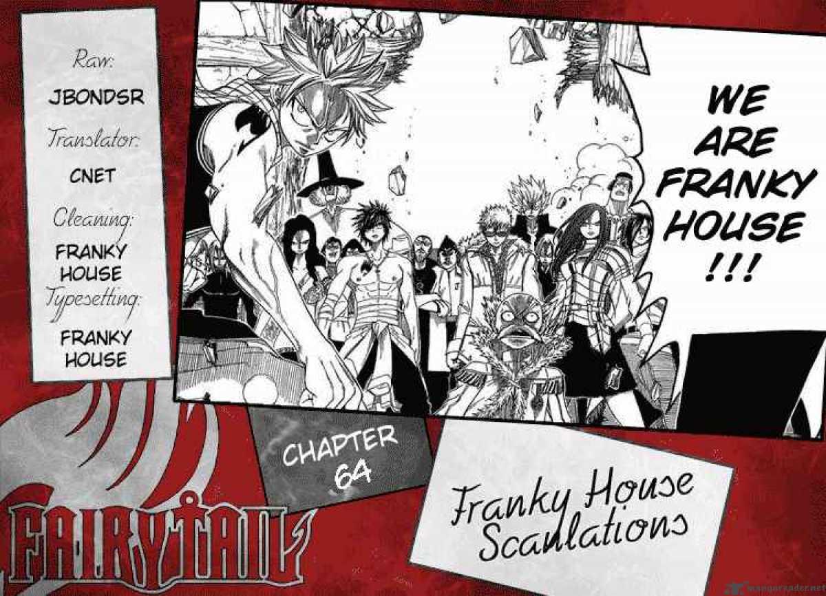 Fairy Tail Ch 64