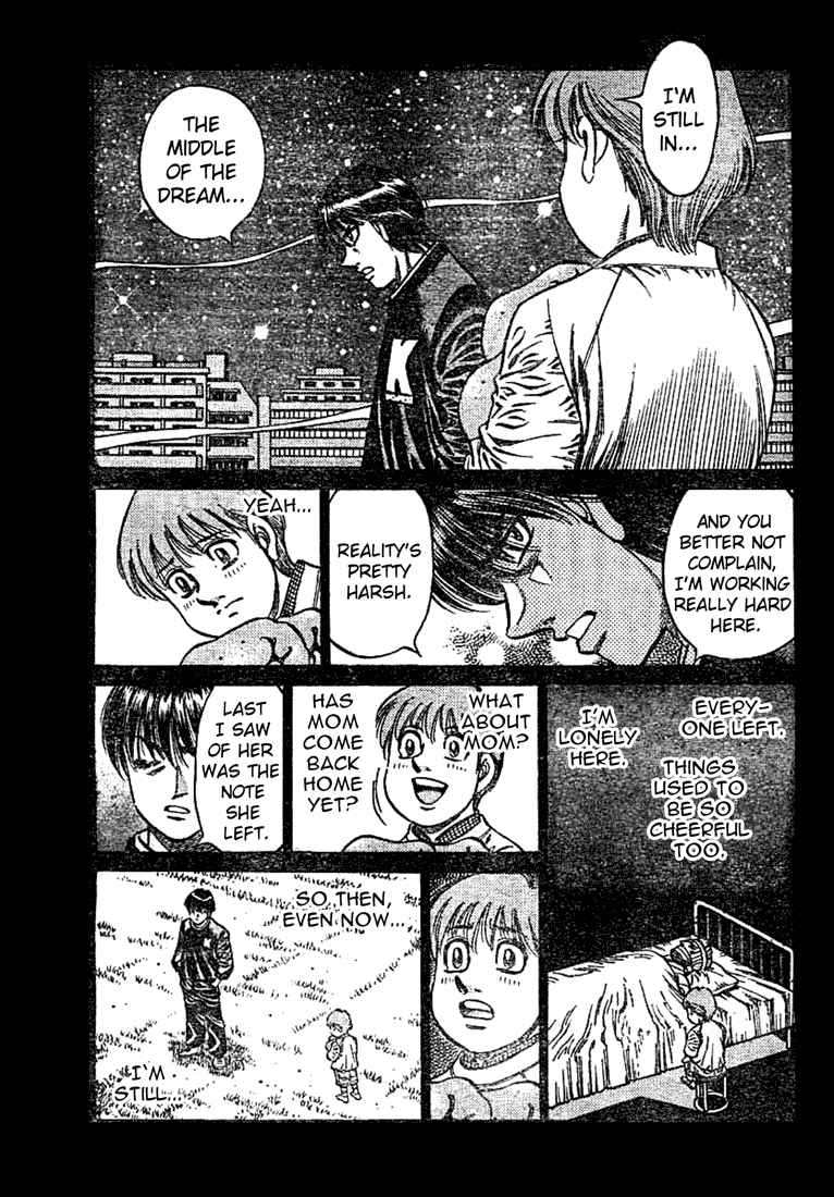 Hajime no Ippo - Chapter 754